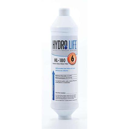 Hydro Life Exterior Disposable Inline Water Filter