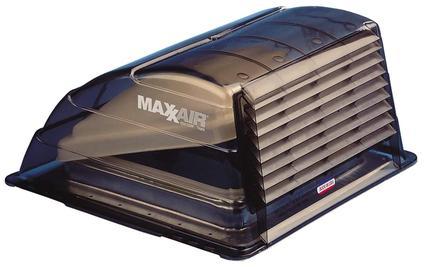 MaxxAir I Original Smoke Roof Vent Cover