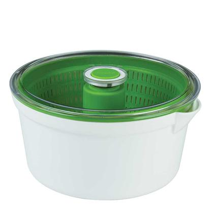 Easy Press Salad Spinner, 4 Qt.