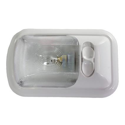 LED Euro Light Fixture, Single- Bright White
