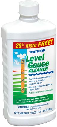 Thetford Level Gauge Cleaner - 19 oz.