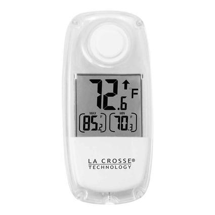 Solar Window Thermometer