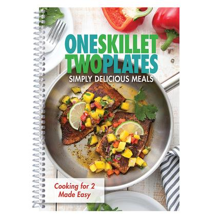 One Skillet, Two Plates Cookbook