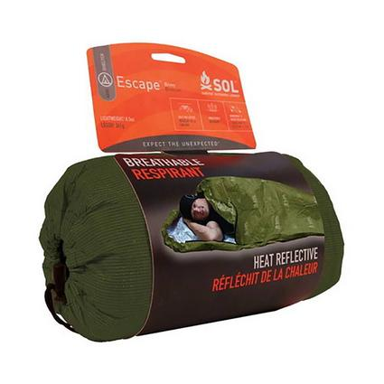 SOL Escape Bivy, Green