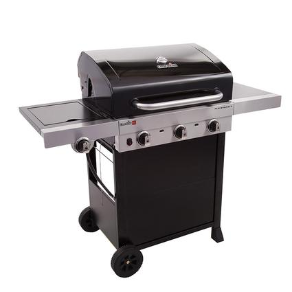 Char-Broil Performance TRU-Infrared 3 Burner Gas Grill, 24,000 BTU