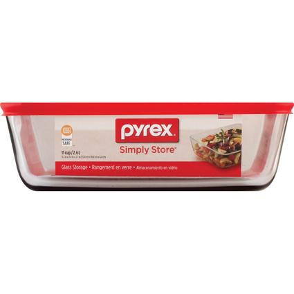 Pyrex Storage Plus 11-Cup Rectangle