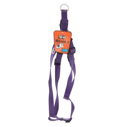 Pet Harness - Large, Purple