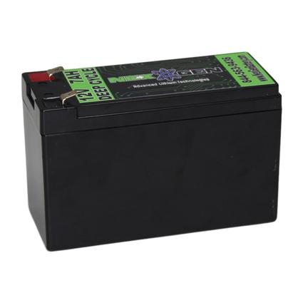 Nexgen 12V Lithium Ion Battery - 12V 7AH Replacement