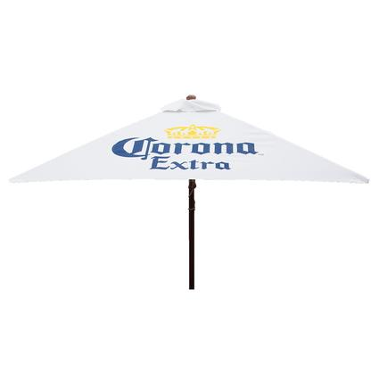Corona Extra Square Patio Umbrella, 6.5'