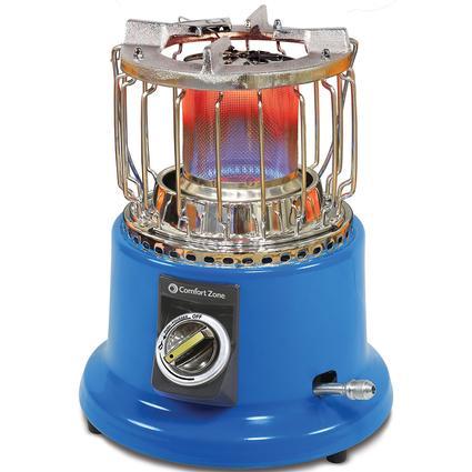 2-in-1 Propane Heater/Stove