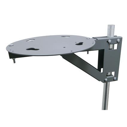 RV Ladder Satellite TV Antenna Mount