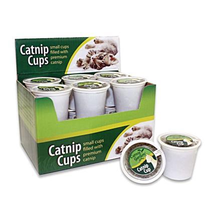 Catnip Cups, 12 Pack