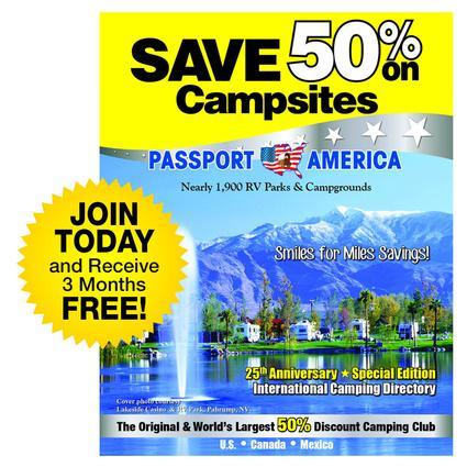 Passport America - 1 Year