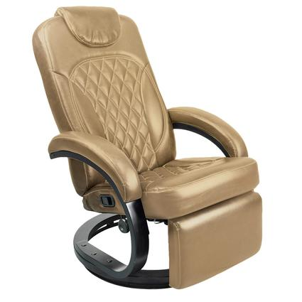 Thomas Payne Collection Euro Recliner Chair, XL Euro Recliner Chair, Oxford Tan