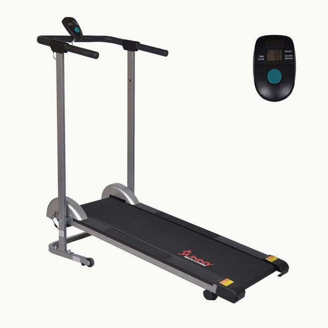 folding manual walking treadmill sunny distributor sf t1407m rh campingworld com sunny health & fitness manual walking treadmill Folding Manual Treadmill