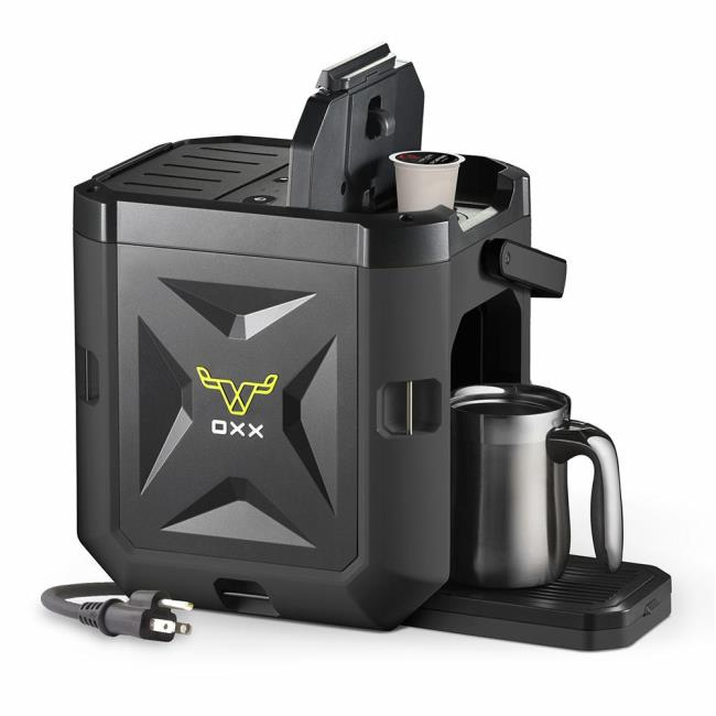 Image Coffeeboxx Single Serve Camping Coffee Maker In Black To Enlarge The Click