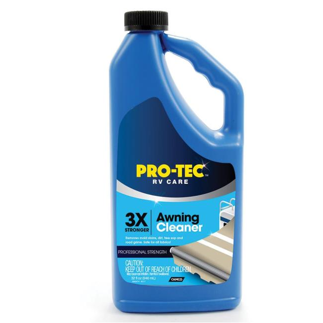 Pro Tec Awning Cleaner 32 oz Camco RV Cleaners Camping
