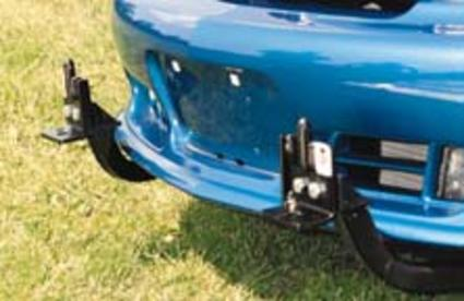 Standard Tow Bar Mounting Brackets - Chevy Blazer S-10 80-94 (4WD Only), Pickup S-10 80-93 (4WD Only