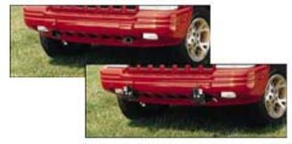 XL Series Tow Bar Mounting Brackets - Jeep Grand Cherokee '93-'98, Grand Wagoneer '93-'98