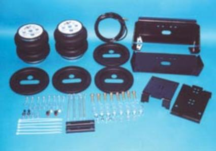 Super Duty Air Springs, Front - '90-'03 Ford F-53 Class A Motorhome