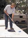 Rubber Roof Brush