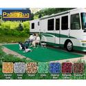 Prest-O-Fit Patio Rug 8' x 20' - Green