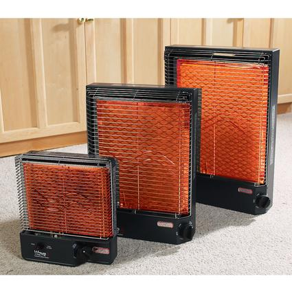 Olympian Wave Catalytic Safety Heaters