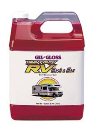 Premium Gel-Gloss Wash and Wax