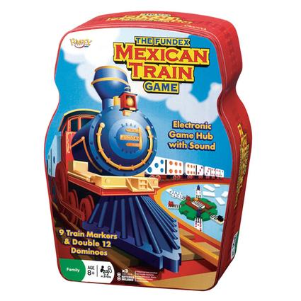 Mexican Train Game in Collector's Tin