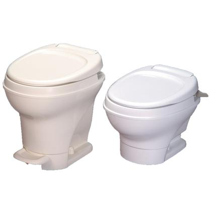 Aqua-Magic V Hand Flush Toilets