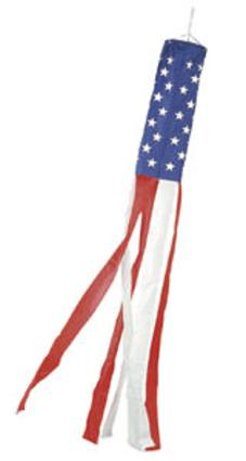 Patriotic Windsock