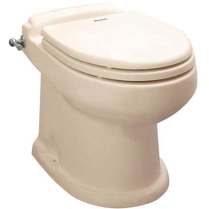 Sealand Concerto All Ceramic Toilet Bone Dometic