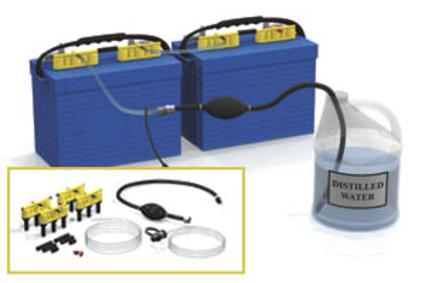 Flow-Rite Remote Battery Fill Systems