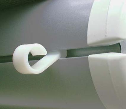 Awning Rope Light Hooks, 10-pack