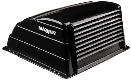 MaxxAir I Original Black Roof Vent Cover