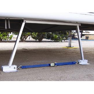 how to build a protable trailer leveling ramp