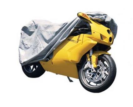 4-Layer SoftGard Motorcycle Cover - Medium
