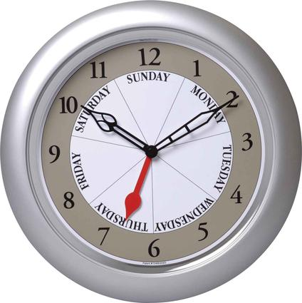 Contemporary Dayclock