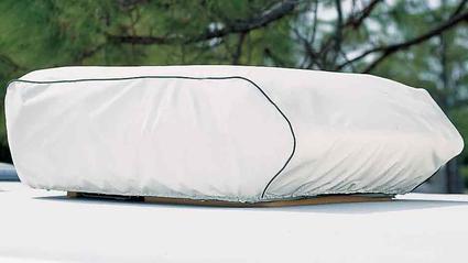 Coleman Mach A/C Cover - Polar White