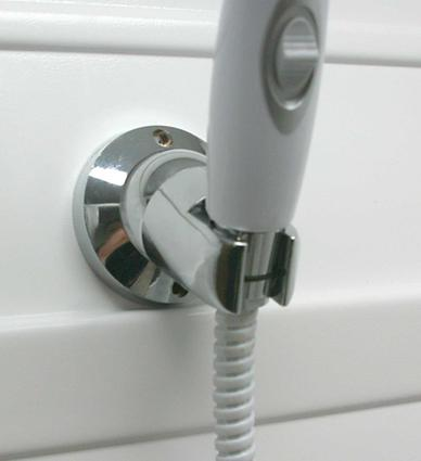 Showerhead Adjustable Wall Mount