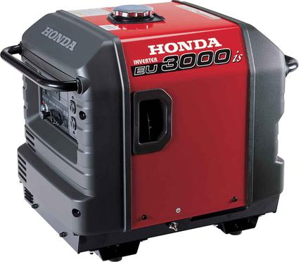Honda EU3000is Generator - CARB-Compliant