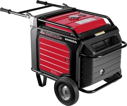 Honda EU6500ISAC Generator