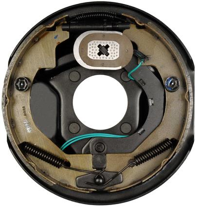 Replacement Electric Brake Assembly, 10