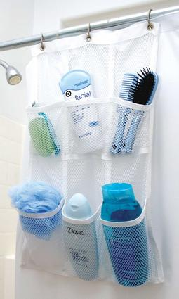 Shower Pocket Organizer