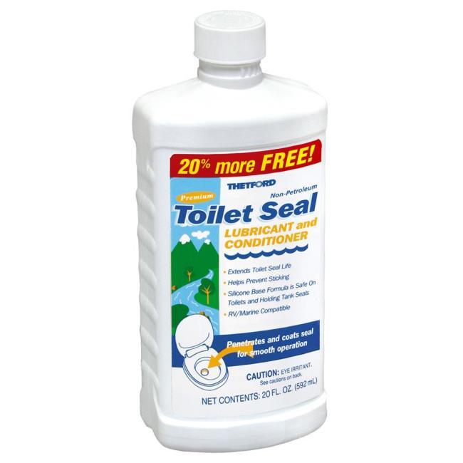 Thetford Toilet Seal Lubricant, 24 oz. - Thetford 36663 - Toilet ...