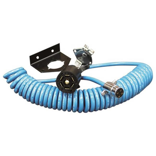 Flexo-Coil 7 to 4 Wire - Roadmaster 164-7 - Electrical Cords ...