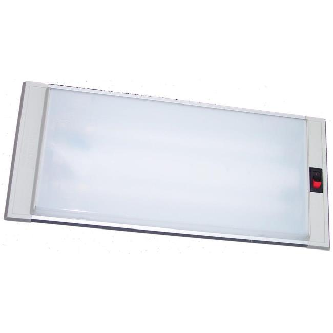 Recessed Fluorescent Light Fixture #732 - Leisure Time DIST-732 ...