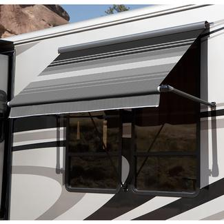 Outside RV Awnings Canopies Shades Window