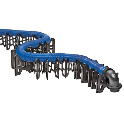 20' Flexible Sewer Hose Support