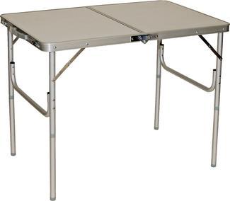 Ordinaire 3u0027 Fold N Half Aluminum Table